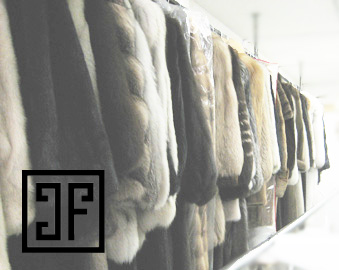 fur cleaning and storage
